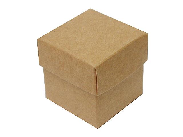 Cubebox 50x50x50mm Kraft