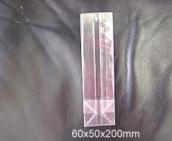 Blockbottom bag L60xW50xH200mm