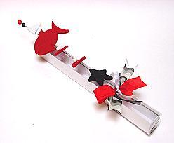 pin fishseastar, redblack