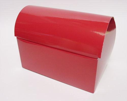 koffer 1000gr 195x115x135mm brique laque