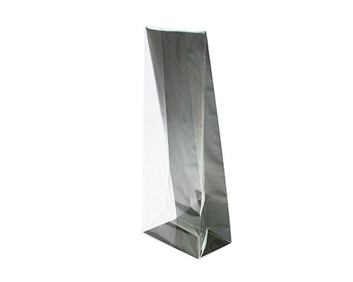 L-bag L117xW67/H305mm cardboard warmgrey