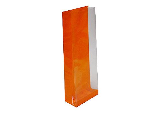 Bag Colorama L80xW40xH200mm orange