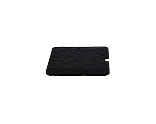 Cushion pad 65x65mm black