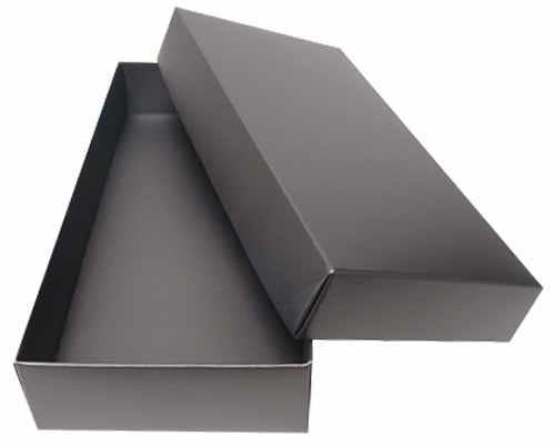 Sleeve-me box without sleeve 183x93x30mm interior warmgrey