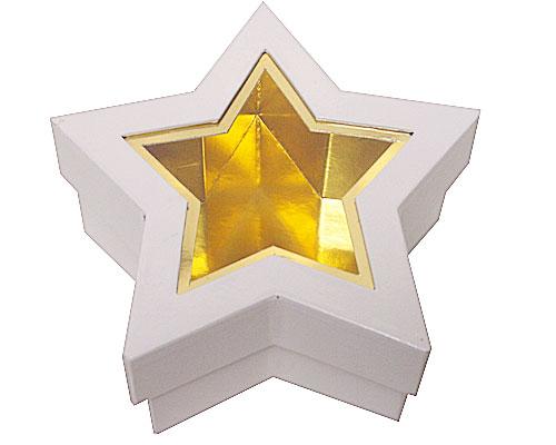 Box star + window white