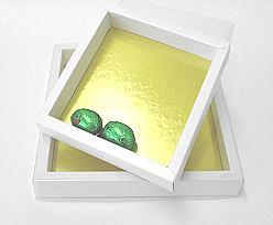 Windowbox 126x126x24mm interior crystal