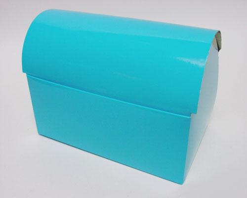 koffer 1000gr 195x115x135mm lagune laque
