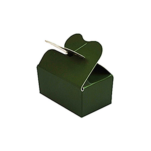Box 2 choc butterfly closing vert foret