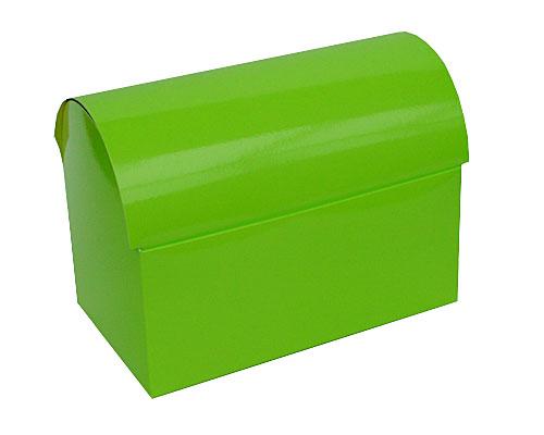 koffer 1000 gr 195x115x135mm vert pomme laque