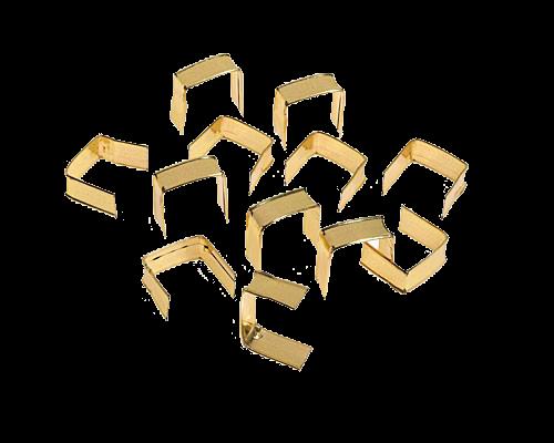 U clips