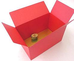 Ballotin, 1000 gr. red