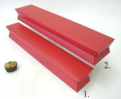 empire long small 320x32x25mm red