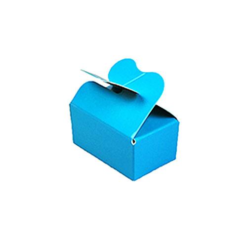 Box 2 choc butterfly closing lagune laque