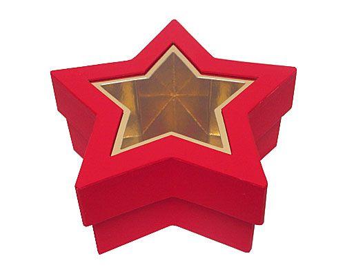 Box star + window red
