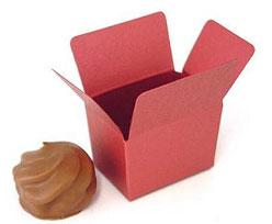Box 1 choc, framboise