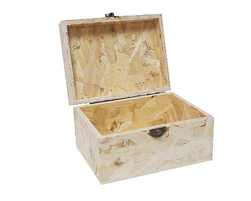 Box 250 gr. wood pressed
