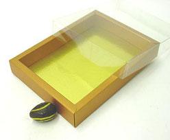 Windowbox 175x125x24mm interior coppertin