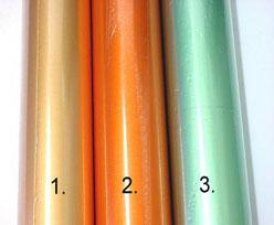 Aluminium Folie orange