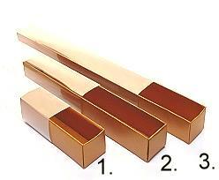 truffelbox 8 225x30x30mm coppertin