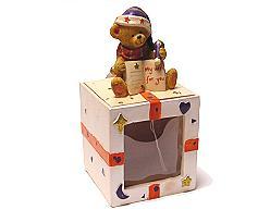 Cubebox Photo Wishbear Poly ivory