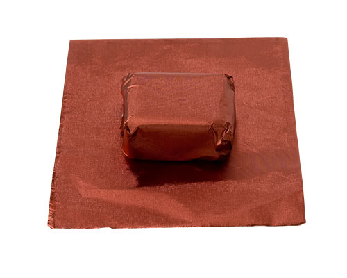 alu sheet 600x400mm bronze no. 26 /100 sheets