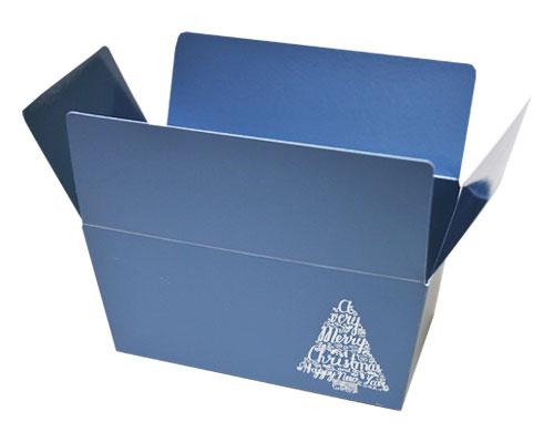 Ballotin Xmas 500 gr. sea blue