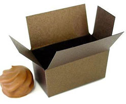 Box 2 choc, bronztwist
