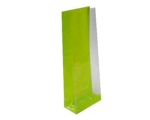 Bag Colorama L80xW40xH200mm citric green