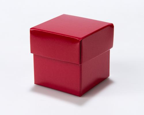 Cubebox 50x50x50mm Brique laque