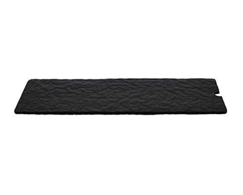Cushion pad 235x92mm brown