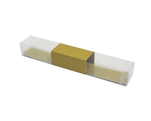 PVC L200xW30xH25mm almond with sleeve