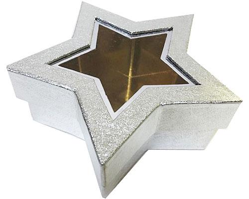 Box star + window silver