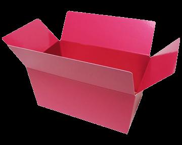 Bonbondoosje van karton