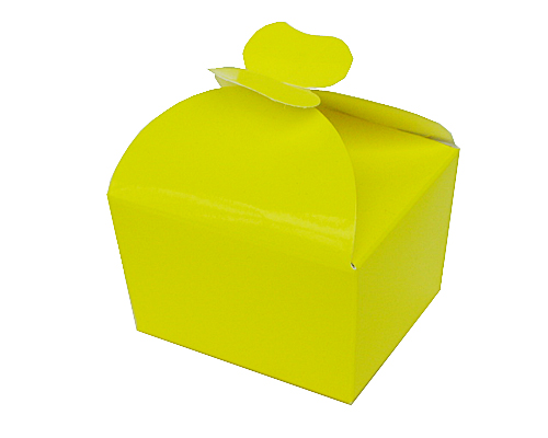 Box 250 gr  butterfly jaune laque