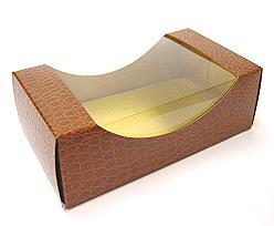 box coco medium brown