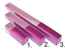 truffelbox 8 225x30x30mm plum