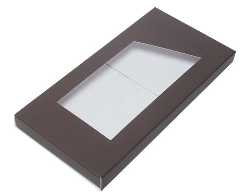 Box for chocolate bar hollywood