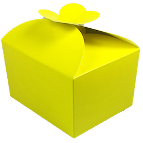 Box 500 gr Butterfly jaune laque