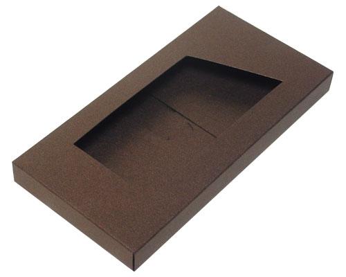Box for chocolate bar nm bronzetwist