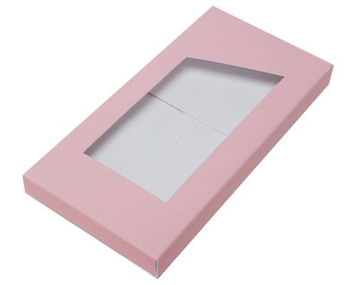 Box for chocolate bar lotus