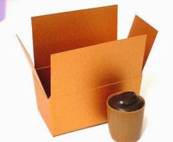 Box 2 choc, coppertin