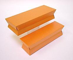 empire short small 160x32x25mm orange