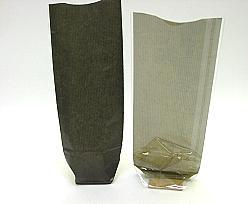 Bag Polykraft 100x220mm black