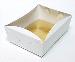 patisserie tray min. total quantity 600 pcs! /in m crystal