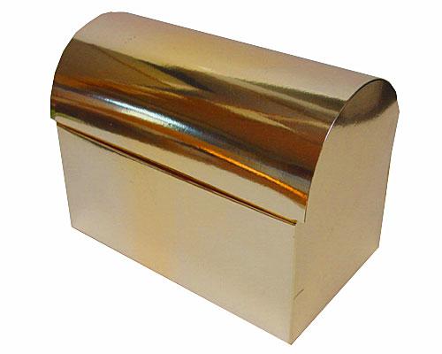 koffer 1000gr 195x115x135mm shiny gold
