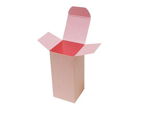 Balkdoosje 40x40x80mm pink