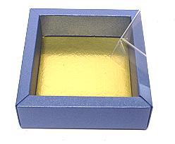 Windowbox 90x90x30mm interior bluetwist