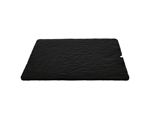 Cushion pad 205x205mm black